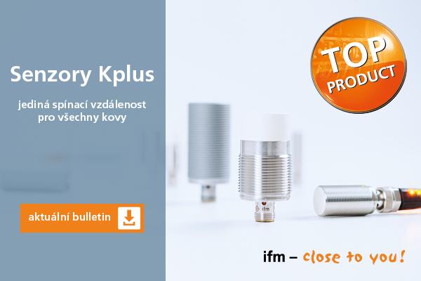 Induktivni senzory Kplus ifm