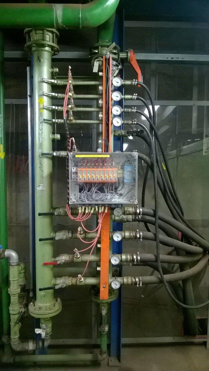 Spolehni se na IFM při hlídaní průtoků ať už nemusíš bručet.IFM je špička, s bručením je tečka!Spolehlivé a bezpečné hlídaní průtoků a teploty na chladicích okruhách tavicí cívky 6-ti T indukční pece.